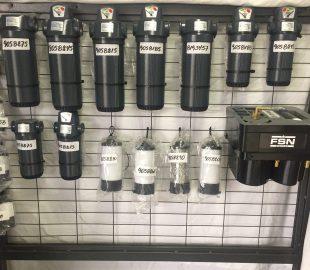 Filtros de aire para circuitos neumáticos